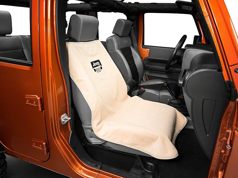 Seat Armour Jeep Grill Towel Tan 4mudders Jeep Off Road Parts