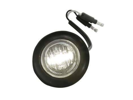 4mudders 1 5 Quot Round Led Marker Amp Clearance Light